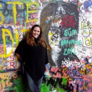 Hannah Garza, age 22, JCU class of 2015.