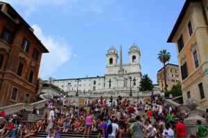 study abroad in Rome this summer