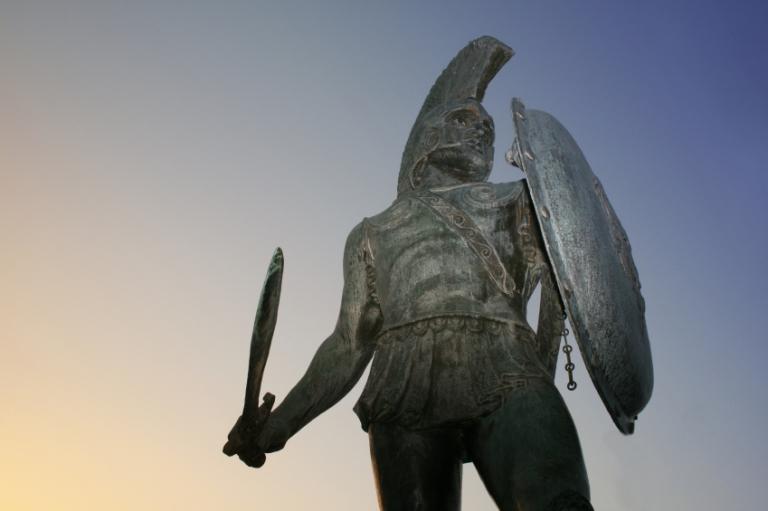 King Leonidas, Sparta