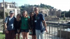 JCU New Year Rome