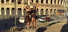 Kaya in Rome
