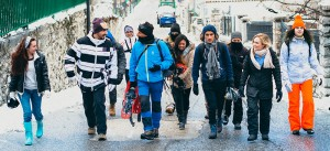 John Cabot Athletics: Weekend Ski Trip to Abruzzo