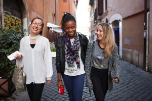 Study in rome at JCU