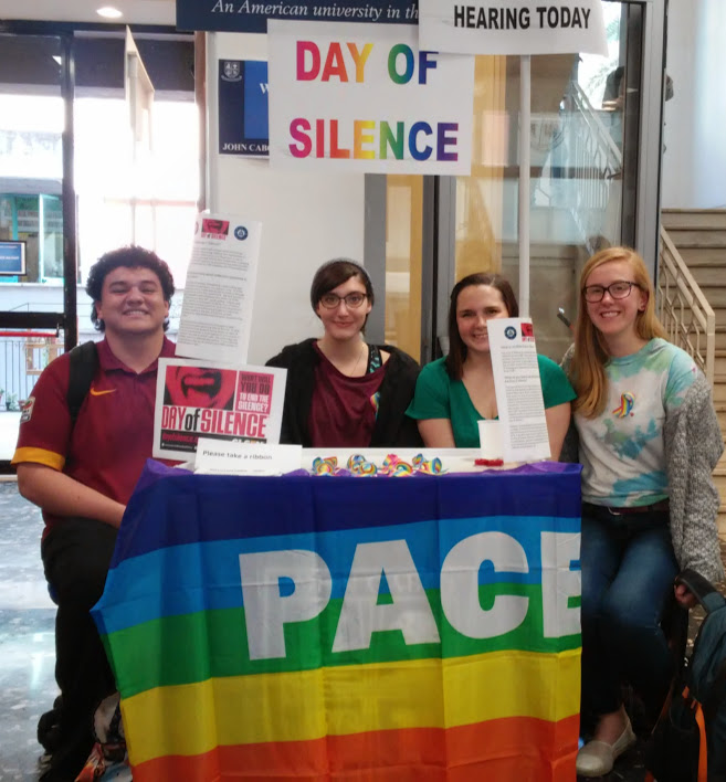 from Cayson gay rights day of silence