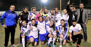 JCU Lady Gladiators Win First Place of Roman Universities Tournament