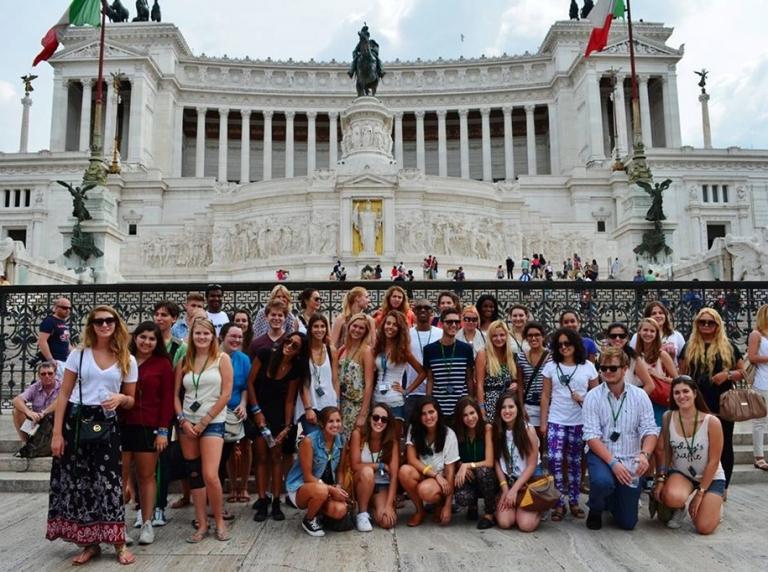 Estudiantes Mexicanos en Italia