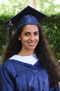 Valeria Graduation Day