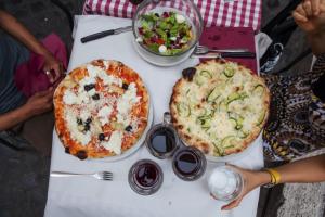 Study in Rome discover italian cuisine