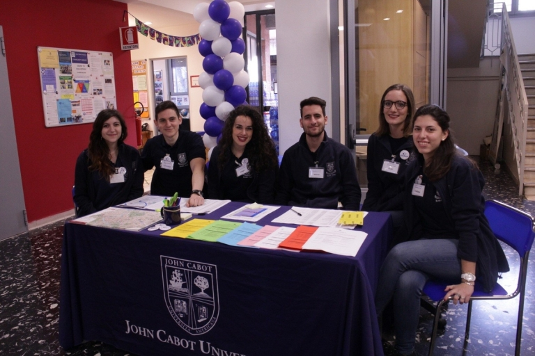 Leaders join forces at John Cabot University in Italy