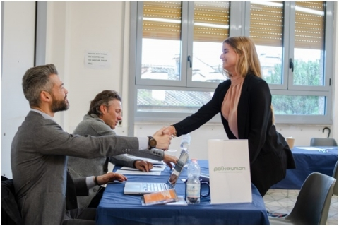 Events like JCU's Career Fair can help students towards finding employment after graduating