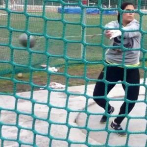 Victoria Horn, JCU Athletics Pride, study abroad in Rome,