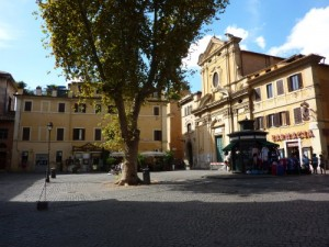 Rome In September, study abroad in Rome, Trastevere, American university in Italy