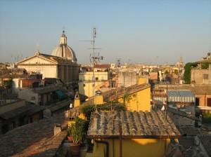Summer in Rome at JCU