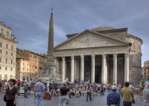 Pantheon, Ten Great Free Things to do in Rome, rome on a budget, study in Italy, international schools abroad, discovering rome
