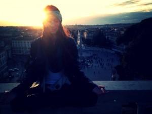JCU Student Spotlight, Olivia Austin, JCU Class of 2016, study abroad in Rome, international schools in Italy