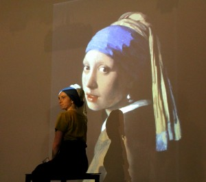 Bringing Art History to Life, The JCU Art History Club's Bachelors of Art Auction, study art in Rome, art history jcu, study abroad in Rome, reasons to study art at John cabot university, girl with the pearl earring