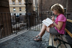 Study English Literature and Creative Writing in the Heart of Rome, John cabot creative writing, international schools in Italy, study abroad in Rome