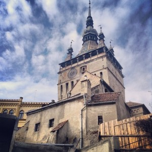Transylvanian Travels: Sighișoara, Romania, study abroad in rome, jcu weekend trips, travel for study abroad students,