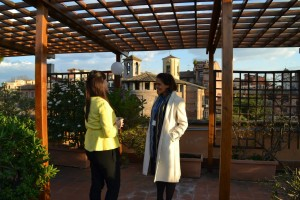 Empower Your Crown: Women in Leadership at John Cabot University, study abroad in Rome, American university in Italy, progress of women in the first place, jcu campus