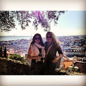 Spring Break, Lisbon, Portugal, study abroad in Rome, weekend trips from Rome, traveling as a study abroad student