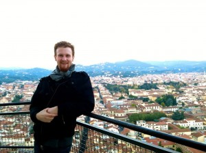 JCU Student Spotlight, Brian Pollock, study abroad in Rome, American university in Italy, classical studies in Rome
