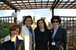 Empower Your Crown: Women in Leadership at John Cabot University, study abroad in Rome, American university in Italy, progress of women in the first place
