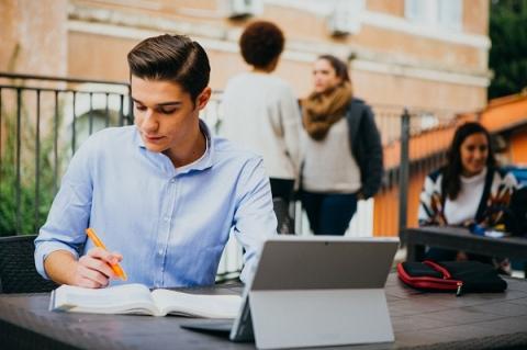 JCU's Institute for Entrepreneurship can help aspiring entrepreneurs along in their journey