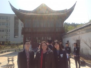 John Cabot University Visits China, study abroad in Rome, importance of a liberal arts degree, American university in Italy
