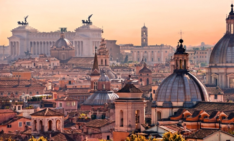 Rome, Italy, International Rome: Perché Studiare nella Città Eterna?, reasons to study abroad in Rome, American university in Italy,