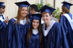 Grad School vs Work Force, study abroad in Rome, graduation, deciding what to do after graduation, choosing a grad school