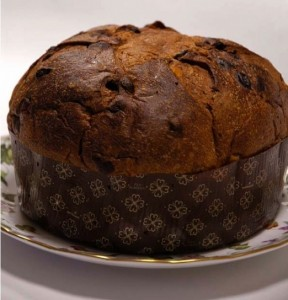 Panettone: the Traditional Italian Holiday Fruitcake, Italian christmas cake, panettone recipe, italian food culture, study abroad in Rome, italy