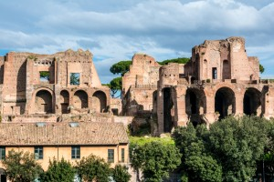 House of Augustus or Domus Augusti, Off the Beaten Path: Lesser Known Ancient Ruins in Rome, study abroad in Rome, trips for study abroad students
