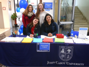 john cabot university open house,  Reasons to Attend a University Open House, study abroad in Rome, choosing a university, international schools in italy