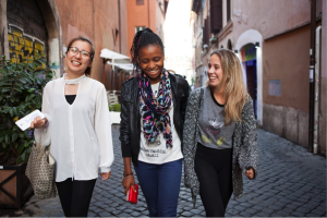 Study in rome at JCU, John Cabot University's Interfaith Initiative: Connect, Share & Grow, study abroad in italy, jcu religious students