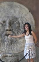 jcu Study Abroad Alumni Spotlight, Jennifer Lee, john cabot university alumni, study abroad student experiences