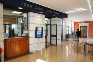 John Cabot University campus, jcu 4th Annual Summer School on Human Rights, study abroad in Rome, italy