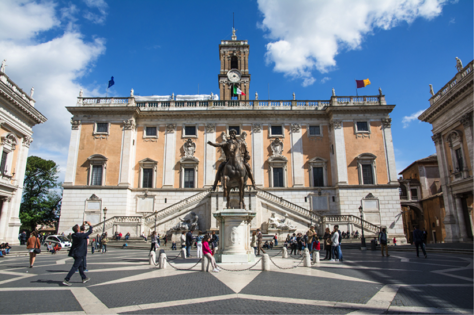 Roman Museums, from the Ancient World to the 21st Century, history of rome, learn about italian art, study abroad in Rome, art history majors jcu,