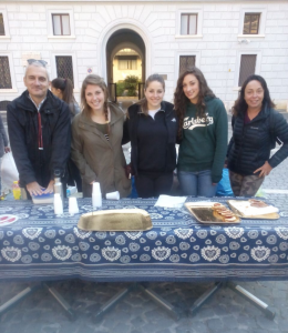 Study abroad in Rome, 4 Benefits of Community Service at John Cabot University, volunteer work abroad, study in italy, jcu students