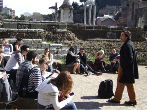 Study English Literature in Rome