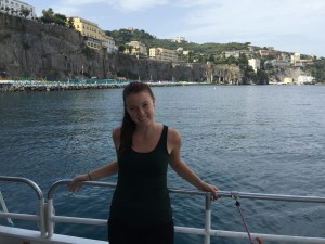 JCU Student Spotlight, Jourdan Wilke, john cabot student experiences, American students in Italy, Rome
