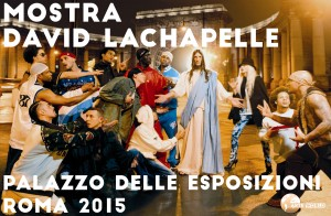 David LaChapelle, Анастасия: Давид Лашапэль в Palazzo delle Esposizioni, jcu russian speaking students
