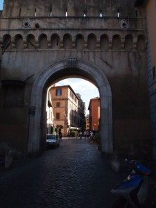 Una Cosa Que No Sabias de Roma, Study abroad in Rome, American universities in Rome, jcu student tips, Trastevere, things I learned when studying in Rome