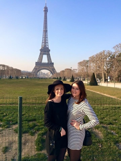 Don't miss your chance to visit Paris when you study abroad in Italy