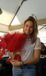 Italian Student Smiling