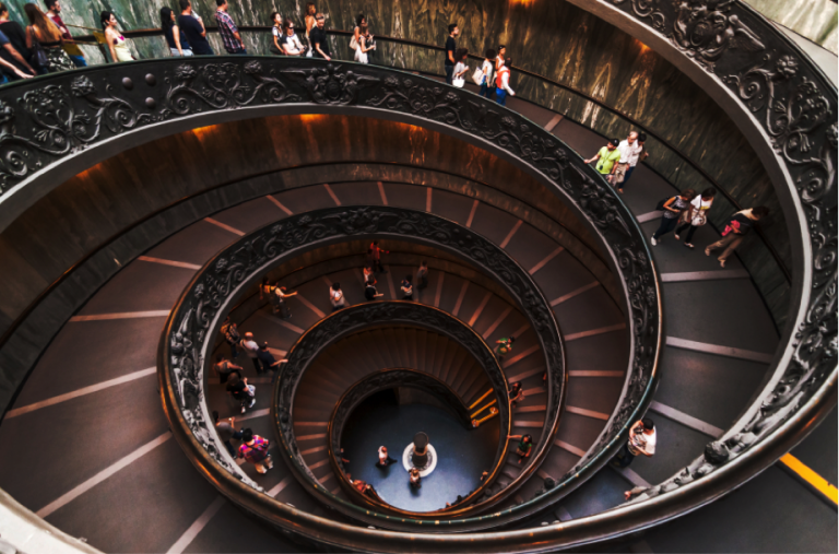 The Study Abroad Student's Guide to Museums and Galleries in Rome, the Vatican museums, study abroad in Italy, reasons to study abroad in Rome,