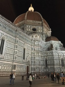 The Duomo, A Weekend in Florence, study abroad in Rome, American universities in Italy, JCU weekend trips, traveling around Europe as a study abroad student