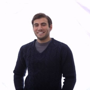 Giovanni Raguso, john cabot affari internazionali, jcu student spotlight, jackie norris, study abroad in rome,