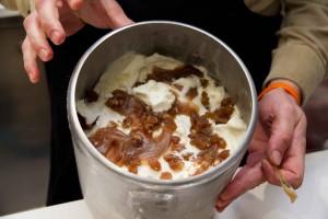 castagna, bacio gelato, 10 Italian Gelato Flavors You Must Try, italian gelato, italian food, study abroad in italy, rome