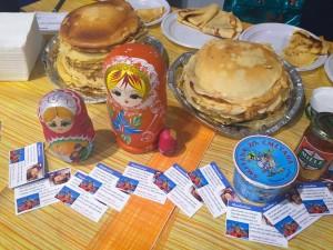 jcu russian speaking club, jcu russian students, russian students in italy, Maslenitsa Celebration in JCU, diversity at jcu