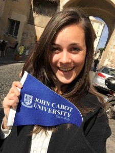 John Cabot University Rome, Instagram Contest for our Newly Accepted Students, degree seeking students in rome, #jcurome, jcuromebound, study abroad in italy